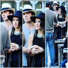 Love overcomes barriers facing obstacle, and most important of all exceeds limits. Ian and Nikki my loves The Vampire Diaries, Vampire Diaries The Originals, Damon Salvatore, Nina Dobrev, Louisiana, Ian Somerhalder Nikki Reed, Ian And Nikki, Joseph Morgan, Eddie Vedder