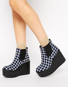 "Love these wow. ""ASOS EMPEROR Chelsea Ankle Boots"""