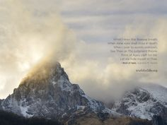 Latest wallpaper/FB cover from Truth For Life with Alistair Begg: http://www.truthforlife.org/blog/rock-ages-wallpaper/