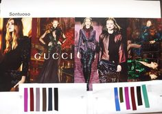 Artigiano fashion mood board: Sontuoso AW13