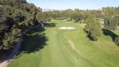 Woodland Hills Country Club Hole 8