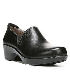 e73bc7df2a241 Naturalizer @Work Freeda Casual Slip On Clogs Buy Shoes, Slip On Shoes, Wide