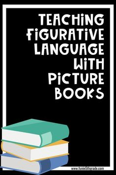 Figurative language can be tricky for students!  Picture books are the perfect way to introduce your students to figurative language! These activities would be perfect for grades 3 and up to introduce, review, or practice figurative language. This blog post has detailed instructions on the best ways to use fun picture books to break down figurative language. Figurative Language Activity, 6th Grade Reading, Mentor Texts, Language Activities, Word Families, English Words, Picture Books, Teaching Reading, Reading Comprehension