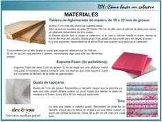 Ideas que mejoran tu vida My Room, Ideas Para, Sweet Home, Diy Crafts, Handmade, Inspiration, Home Decor, Bedhead, Templates