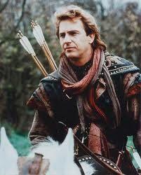 Kevin Costner. Robin. Hood