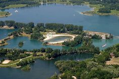 Base de Loisirs de Cergy-Pontoise - Cergy -