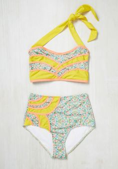 a8295278fd8ef The Geena Bikini Top. High Waisted Bikini BottomsSwim ...