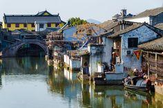 #Anchang Town (安昌古镇) in #Shaoxing, Zhejiang