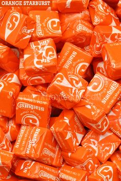 Outrageously tasty Orange Starburst Candy from Temptation Candy. If Orange is… Orange Aesthetic, Rainbow Aesthetic, Aesthetic Colors, Aesthetic Themes, Orange Is The New Black, Orange Yellow, Orange Color, Orange Zest, Starburst Candy