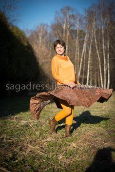 boho skirt by SAGA dress