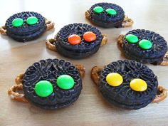 Chocolate Peanut Butter Frogs