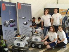 RI R&D team presented our swarm system at the Science Picnic in Warsaw at the National Stadium. Thanks for your help!