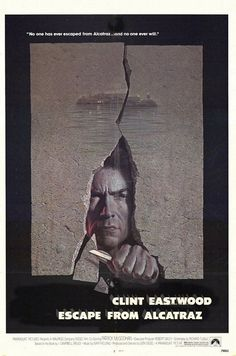Escape From Alcatraz (1979) - Don Siegel