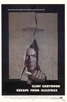 Escape From Alcatraz (1979) - Don Siegel
