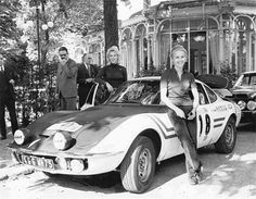 Best Female Race Car Drivers Ever - Marie-Claude Charmasson.