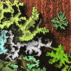 "Another detail from ""Nature's Lace in Color""; zoomed in on the tree trunk. Full size drawing for sale in my etsy store. #80_Art_is_Life_08 #SupportGallery #bestartgallery #endowment_explora #storyof_art #art_4share  #artsplus #illustratenow #instaartexplorer #art_prime #TalentedPeopleInc #mizu_art #artistic_heaven #iglobalpics #skrien #drawing addict #rtistic_feature #sketchzone #abstactart #justartinspiration #get_a_feature #art_perspective #deeparts #weshareart #supportart #artscrowds…"