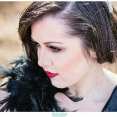 Model Natalie-Makeup and hair by Micaela; photo by McCall Doyle Photography