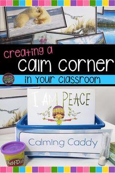 Building a classroom space to support students who may have had difficulty self-regulating or just need time and space to regroup - a classroom calm corner or mindfulness corner. Includes free SEL resources for teachers to print and create their own as well as tips for introducing this calm classroom space to students. Add it to your back to school plans now! Teaching Second Grade, Second Grade Teacher, 2nd Grade Classroom, First Grade Teachers, 3rd Grade Math, Third Grade, Calm Classroom, Create Your Own Book, First Day Activities