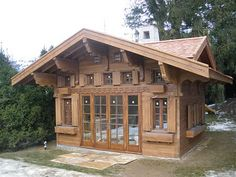 You've got to check out this collection of awesome and realistic playhouses!