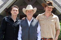 SXSW Review: Robert Duvall's 'Wild Horses' starring James Franco, Josh Hartnett | TheCelebrityCafe.com