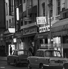 14-18 Frith Street featuring the Blue Moon strip club.jpg . Click on the picture to enlarge