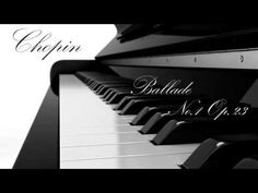 Arthur Rubinstein - Chopin Ballades, No. 1 - No. 4 - YouTube