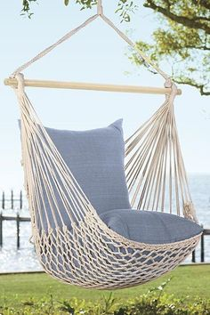 12 outdoor swings perfect for lounging in the summer.