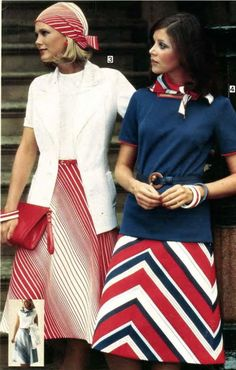 70s Fashion | What Did Women Wear in the 1970s? 70s Women Fashion, Fashion History, 1970s, Women Wear, Jumpsuit, Lifestyle, Jeans, Skirts, How To Wear