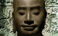 Jayavarman II: Self-Proclaimed God-King of the Khmer #Empire. #cambodia #laos