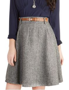 the perfect skirt to pair with anything in your closet  http://rstyle.me/n/e3u7jpdpe