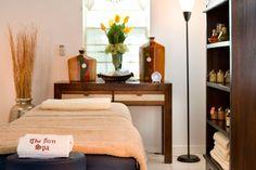 Treatment Room I Wanna Have!! Its perfect!