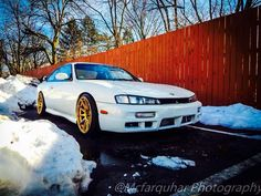 Nissan 240sx S14, still one of my favorites.
