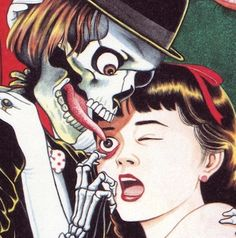 Japanese erotic horror pictures