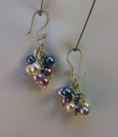 Silver and Pearls