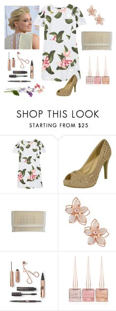 """""""Springtime"""" by chicastic on Polyvore featuring MANGO, NAKAMOL and Christian Louboutin"""