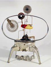 Gina Kamentsky Sculpture