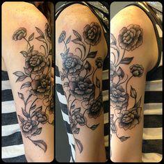 Flowers by Laura Jade