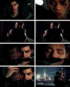 "#Shadowhunters 2x11 ""Mea Maxima Culpa"" - Alec and Jace"