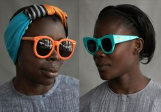 Karen Walker Releases Eyewear Campaign 'Visible' - Fashion - Broadsheet Melbourne
