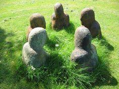 uomini di pietra parlano