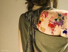 world map tattoo - Recherche Google