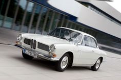 so cool…BMW 3200 CS Bertone Coupe - 1965