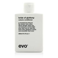 Bride of Gluttony Volume Conditioner (For All Hair Types, Especially Fine Hair) - 300ml-10.1oz