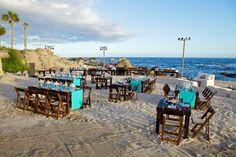 Beach Wedding Reception in Cabo San Lucas | The Destination ...