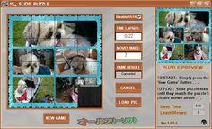 15 Slide Puzzle 1.0.2.4  15 Slide Puzzle--画像変更後--オールフリーソフト