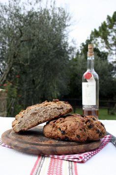 La cucina di Nonna Menna: il pan co' santi - Juls' Kitchen