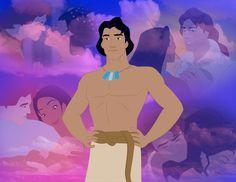 Thomas Rolfe, Pocahontas and John Rolfe's Son