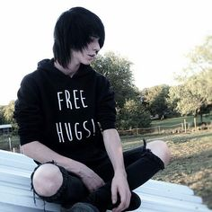 FREE HUGS? No fricking way (see what I did there?)