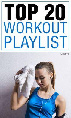 Top 20 Workout Playlist - get pumped! #workoutmusic #workoutplaylist
