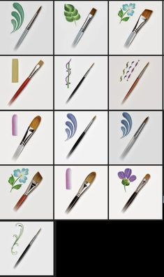 Pinsel und Anwendungen The post Pinsel und Anwendungen appeared first on Bestes Soziales Teilen. Simple Steps for Drawing a WreathFun little watercolor sketch!Oil painting tips and techniques- cleaning Simple Watercolor Painting Ideas Art Painting Tools, Acrylic Painting Techniques, Watercolor Techniques, Fabric Painting, Painting & Drawing, Face Painting Tutorials, Drawing Techniques, Acrylic Art Paintings, Fabric Paint Shirt